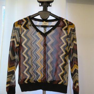 Missoni Limited Edition Modern Top